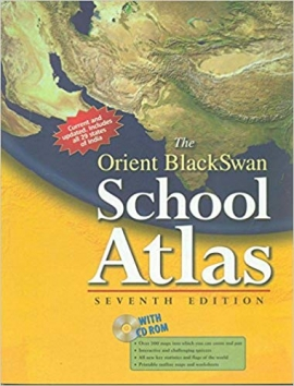 Orient Black Swan School Atlas 7th Edition