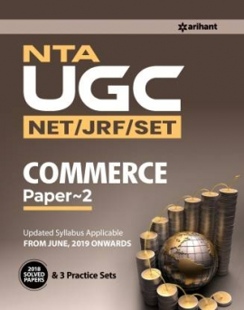 NTA UGC NET / JRF / SET  Commerce Paper -II