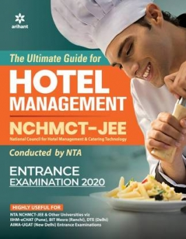 ARIHANT NCHMCT-JEE HOTEL MANAGEMENT EXAM GUIDE 2020