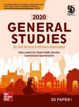 TMH GENERAL STUDIES PAPER-1 2020