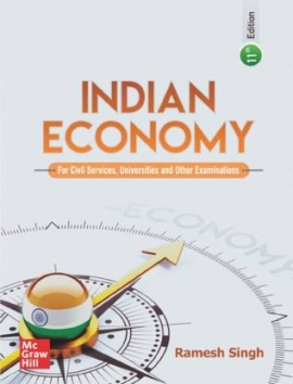 TMH Indian Economy By Ramesh Singh