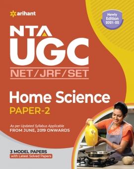 NTA UGC NET Home Science Paper Paper 2