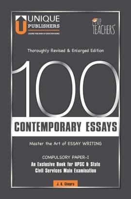 100 Contemporary Essays - Master the art of Essay