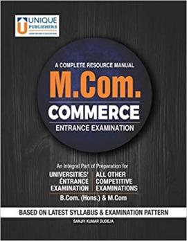 M.COM COMMERCE