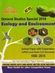 General Studies Special 2016 Ecology & Environment Solved Papers 1992-2015