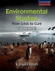 Environmental Studies From Crisis To Cure