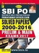 Kiran  SBI and SBI Associates Probationary Officer Pre. & Main Exam Solved Papers 2000-2016