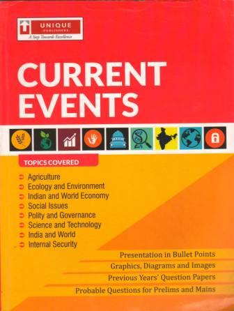 Current Events For Civil Services Examination & Other State